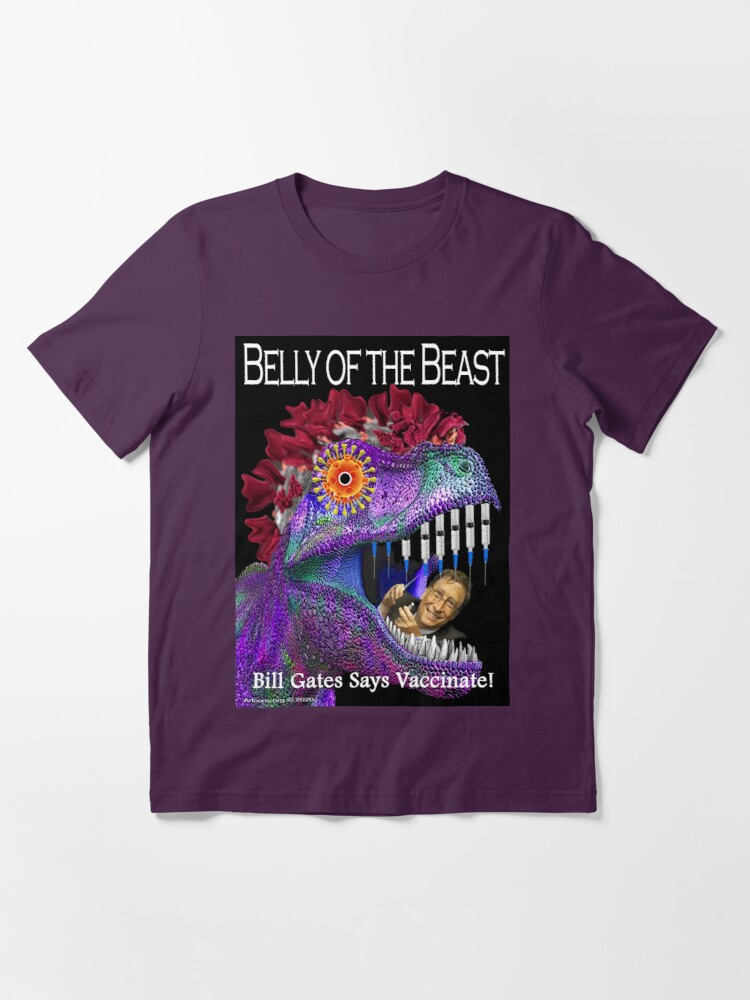 Alternate view of Belly of the Beast Essential T-Shirt