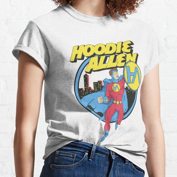 Superhero Hoodie Allen Remake Classic T-Shirt