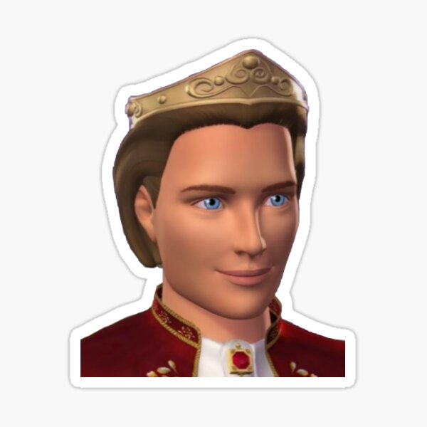 Prince Dominick Sticker