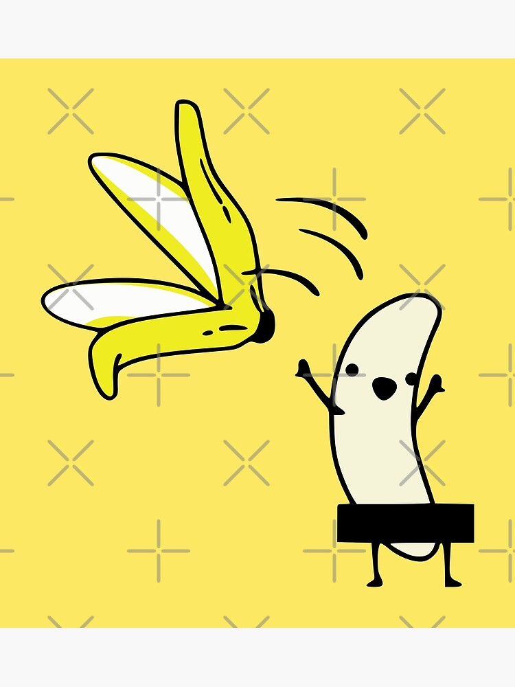 Let's go naked with my banana by gengns