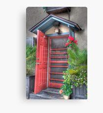 The Back Door to the Goblin Market Canvas Print