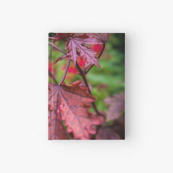Autumn Maple Hardcover Journal