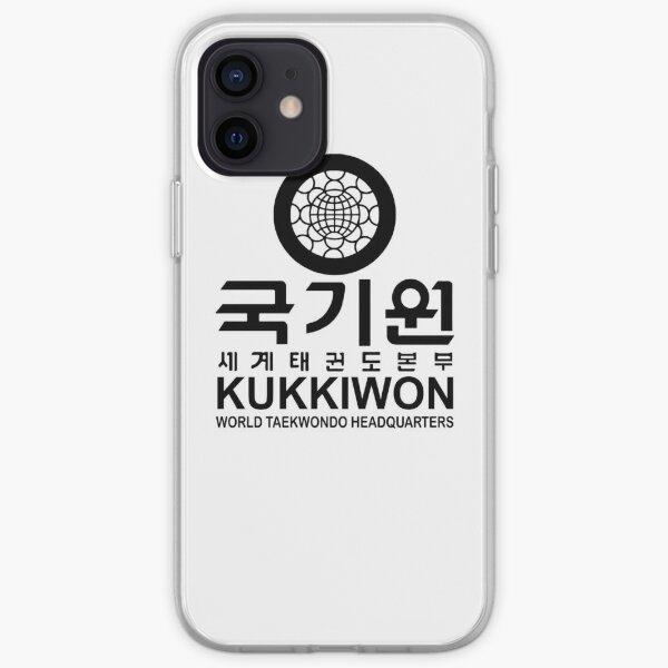 Kukkiwon Taekwondo Headquarters iPhone Soft Case