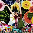 Flower Child or The Age of Aquarius  by Sherryll  Johnson