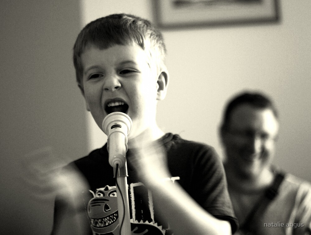 little rock star by natalie angus