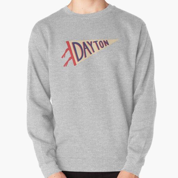 Vintage Dayton Pennant Flag Pullover Sweatshirt