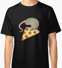 NYC Rats ❤︎ Pizza Classic T-Shirt