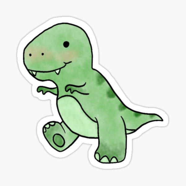 Baby T-Rex Sticker