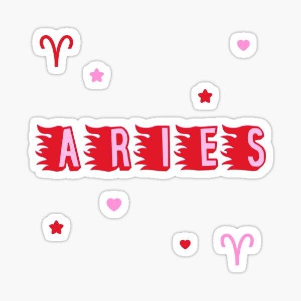 ARIES sticker pack Sticker