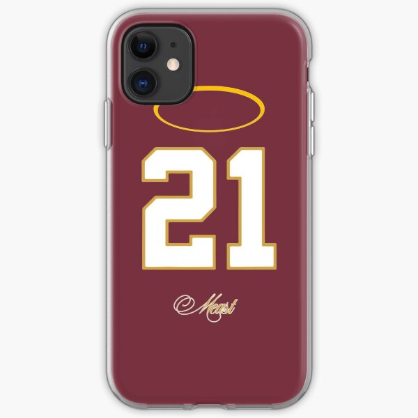 Sean Taylor - 21 iPhone Soft Case