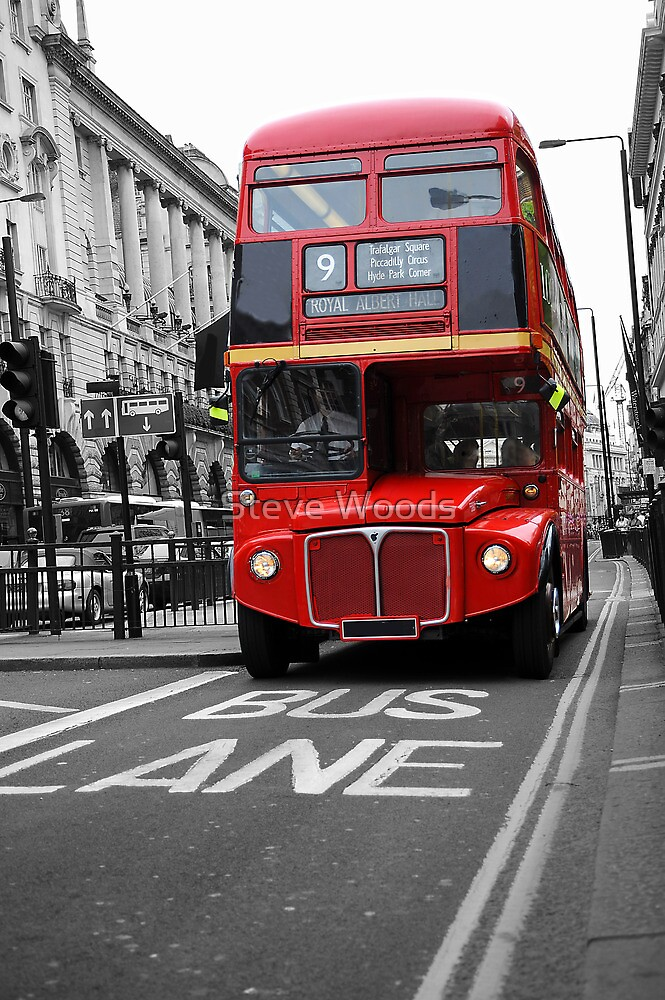 London Town by Steve Woods