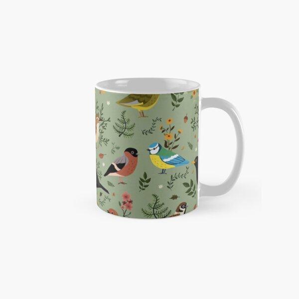 Garten Vögel Tasse (Standard)