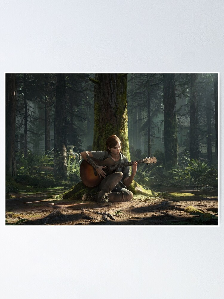Alternate view of The Last of Us: Part II Poster