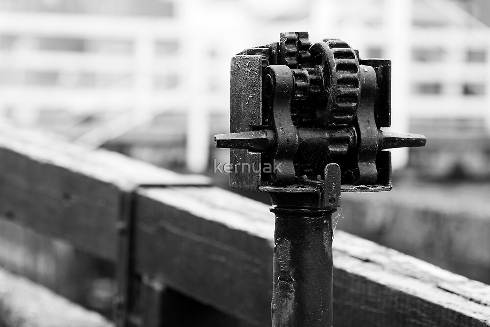 In Memory of the Industrial Revolution by kernuak