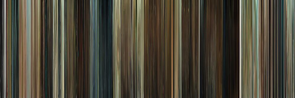 Moviebarcode: Casino Royale (2006) by moviebarcode