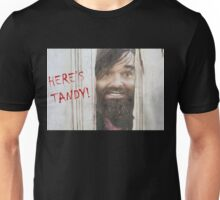 HERE'S TANDY! Last Man On Earth Phil Miller The Shining Spoof Unisex T-Shirt