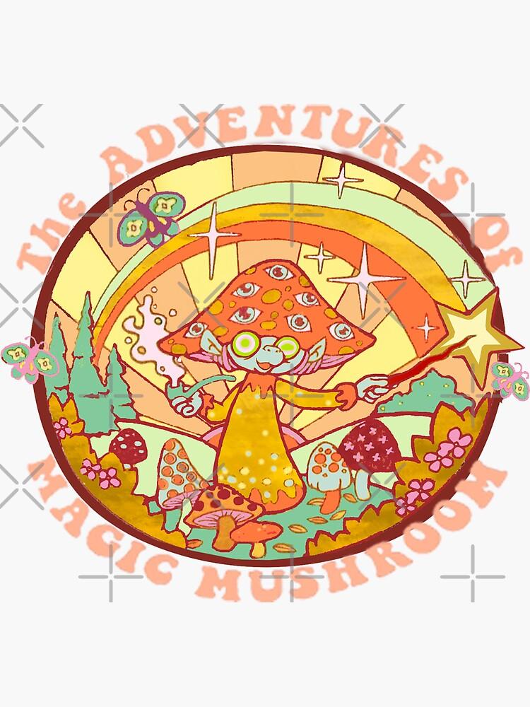Magic Mushroom by SierraStringer