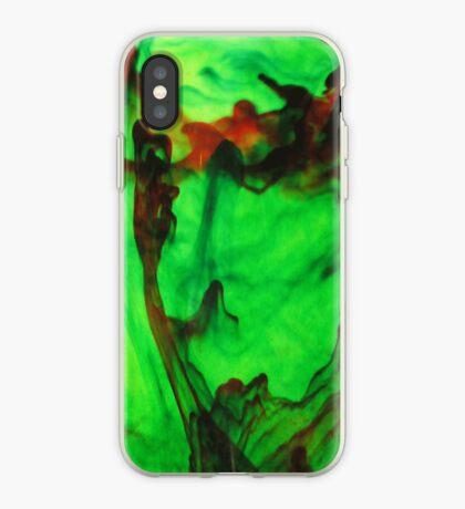 ink drop iphone 2 iPhone Case