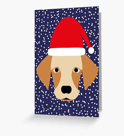 NDVH Christmas Dog Greeting Card