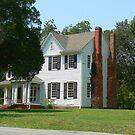 William R. Davie Residence - Halifax, NC by Sheila Simpson