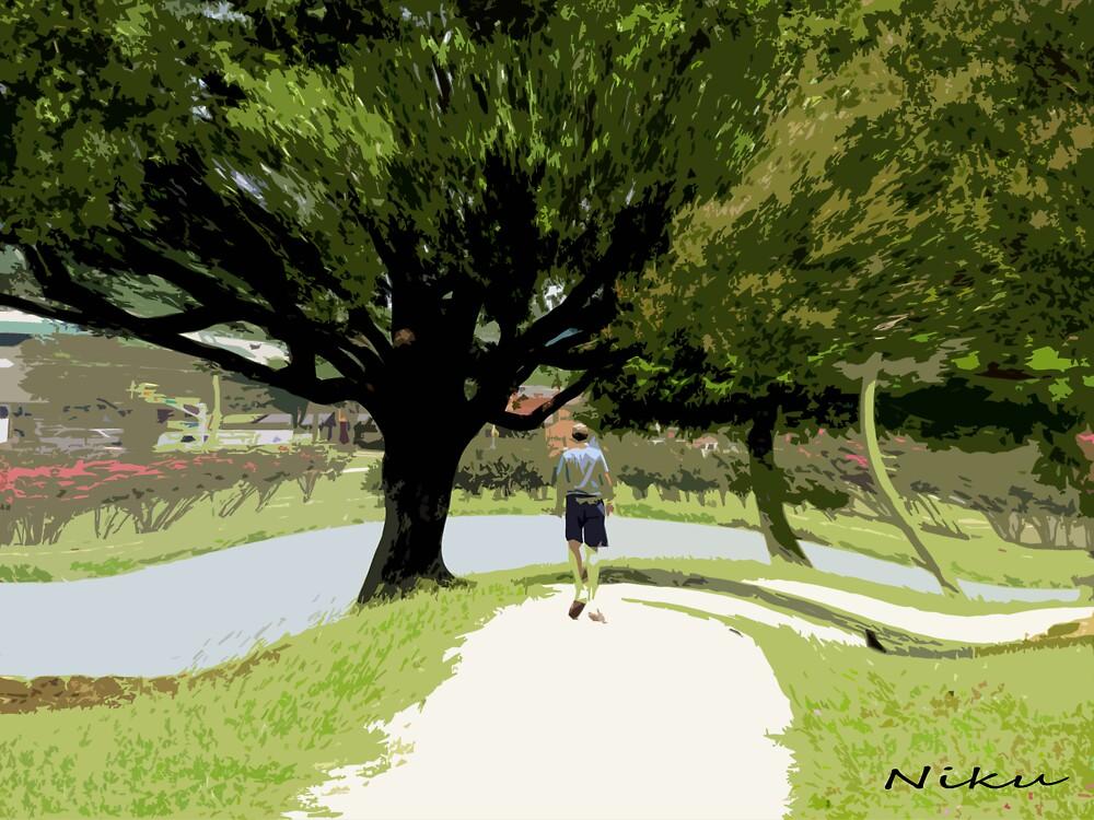 Nature-long walk by NIKULETSH