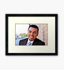 Raul 2 RO Framed Print