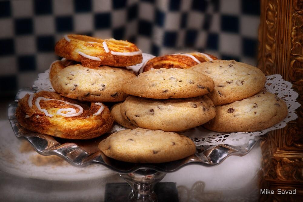 Sweet - Cookies - Cookies and Danish by Michael Savad