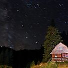 Star trails by Andrei Stirb