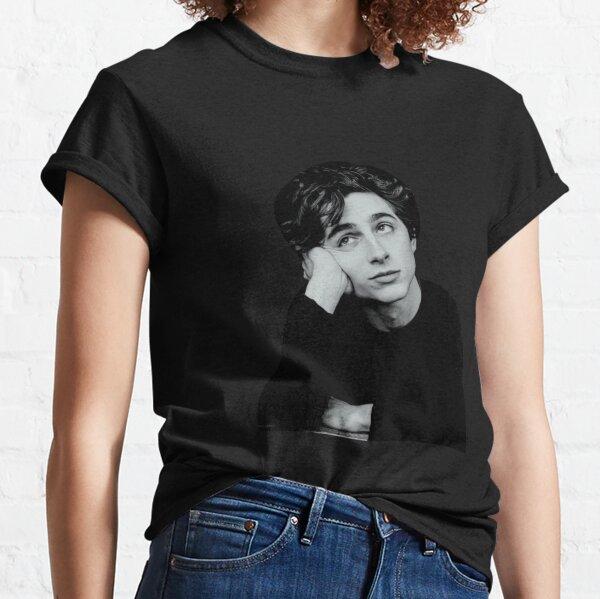 Diseño de Timothee Chalamet Camiseta clásica