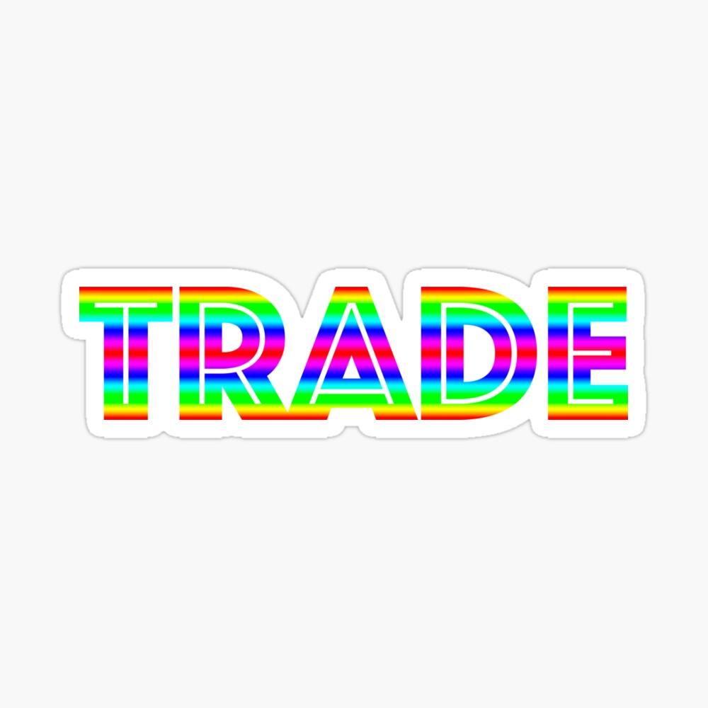 Roblox Trade Mega Neons Adopt Me Greeting Card By T Shirt Designs Redbubble