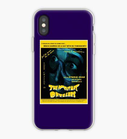 Mutant Dwellers iphone iPhone Case