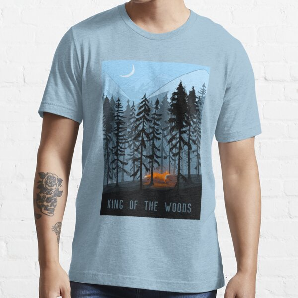 KING OF THE WOOD Essential T-Shirt