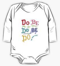 Do Be Do Be Do  One Piece - Long Sleeve