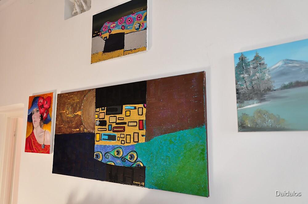 painting at home by Daidalos