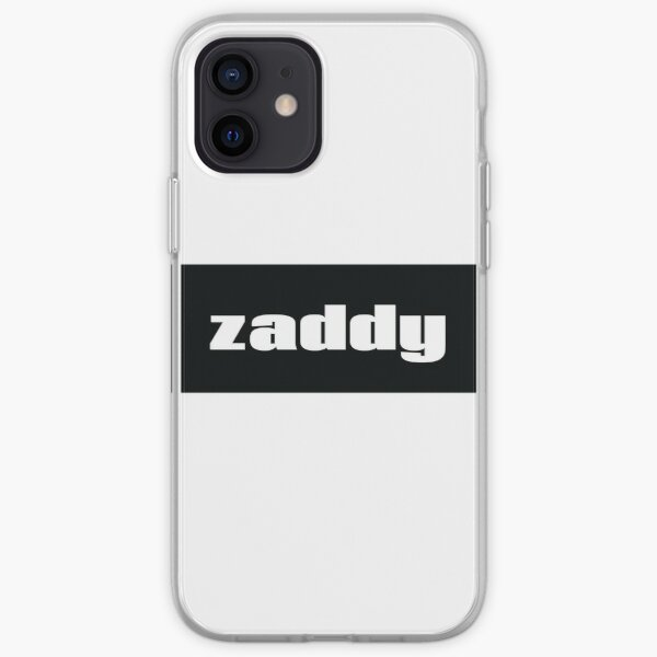 Zaddy Sex Appeal Experience Swag iPhone Soft Case