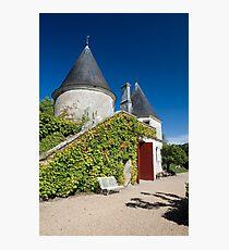 Chateau de Nitray Photographic Print