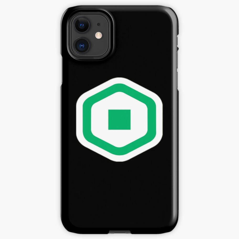 How Do You Get Free Robux On An Iphone Roblox Robux Adopt Me Green Iphone Case Cover By T Shirt Designs Redbubble