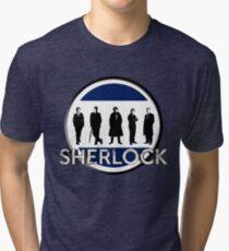 Sherlock cast Tri-blend T-Shirt