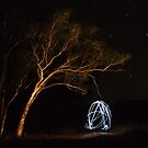 Aussie Drop Bear by Dave Callaway