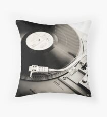 Hi-Fi Throw Pillow