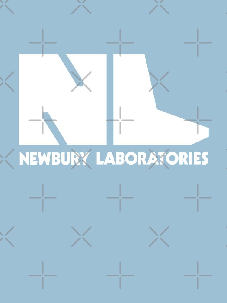 Newbury Laboratories by squinter-mac