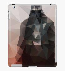 """I am the master"" iPad Case/Skin"