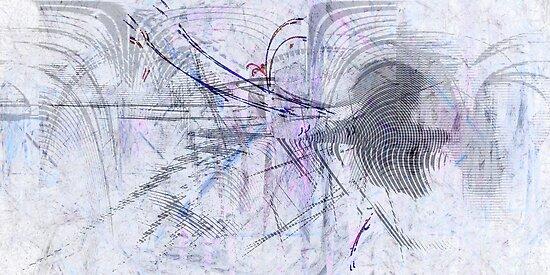What is left behind by Benedikt Amrhein