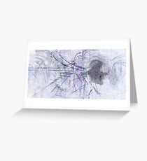 What is left behind Greeting Card