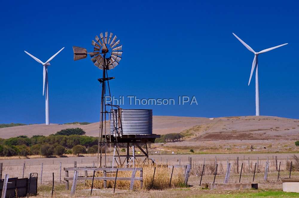 """Generations of Harvesting The Breeze"" by Phil Thomson IPA"