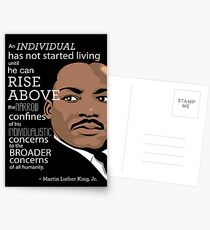 Inspirational Quote: Martin Luther King Jr. Postcards