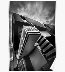 Docklands Architecture Poster