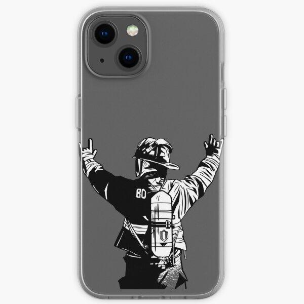 Sapeur pompier Coque souple iPhone