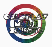 Coldplay - Mylo Xyloto (White)