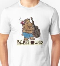 Singing Bird and Bear Unisex T-Shirt